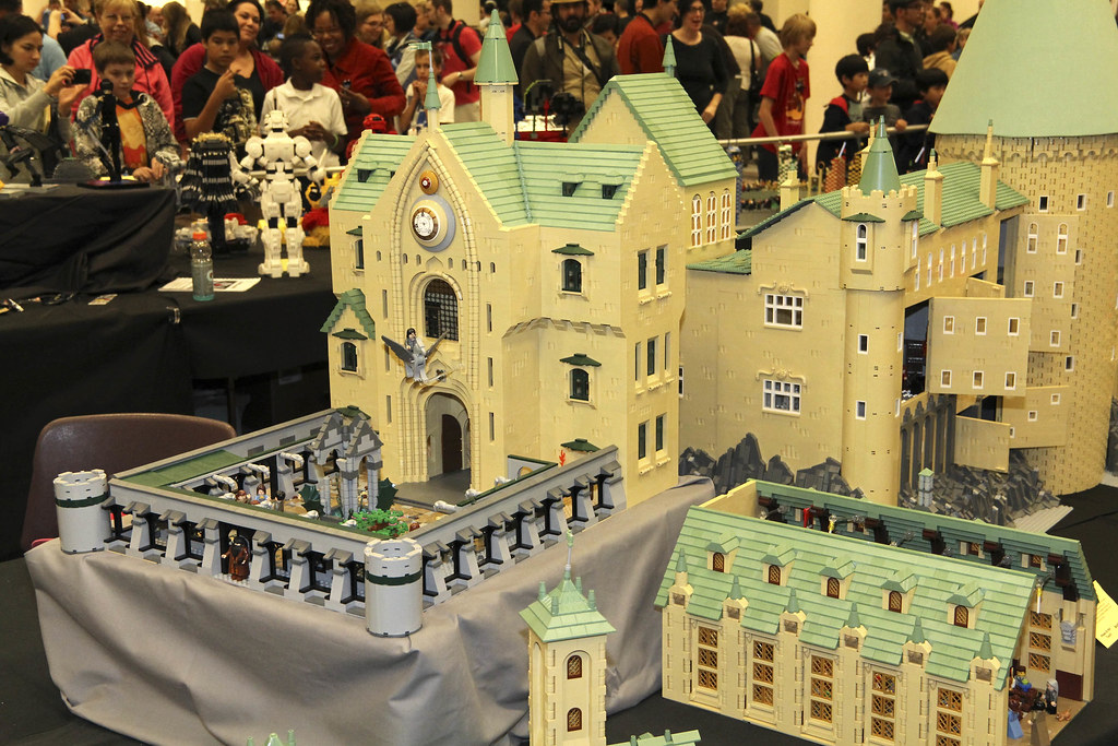 Castle Harry Potter Lego Lego Harry Potter