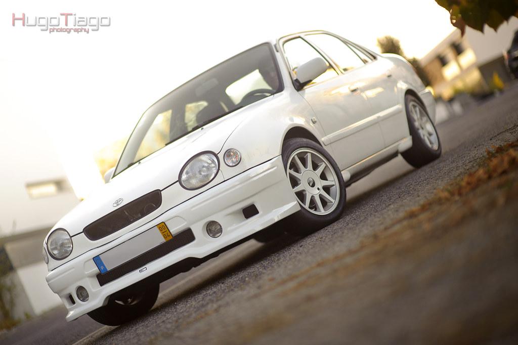 Toyota Corolla E11 Tte Hugo Tiago Flickr