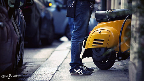 "Vespa | by Guido ""Weedo"" Benedetto"