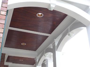 ... Strickland Stain Grade Crawford Ceilings | By Team CHE