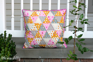 PIllow Talk Pillow Received | by Little Miss Shabby