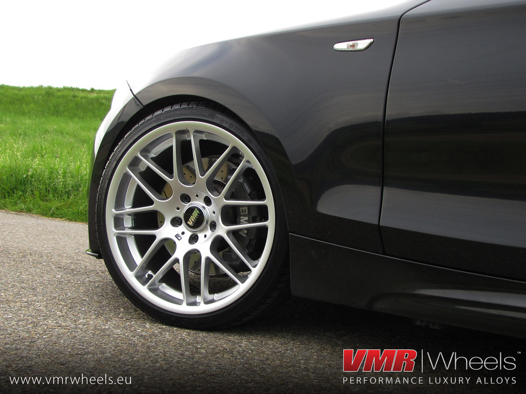 Vmr Wheels Vb3 Super Silver Bmw 1er Coup 233 Vmr Wheels