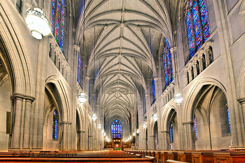 Duke Chapel | by John Couture