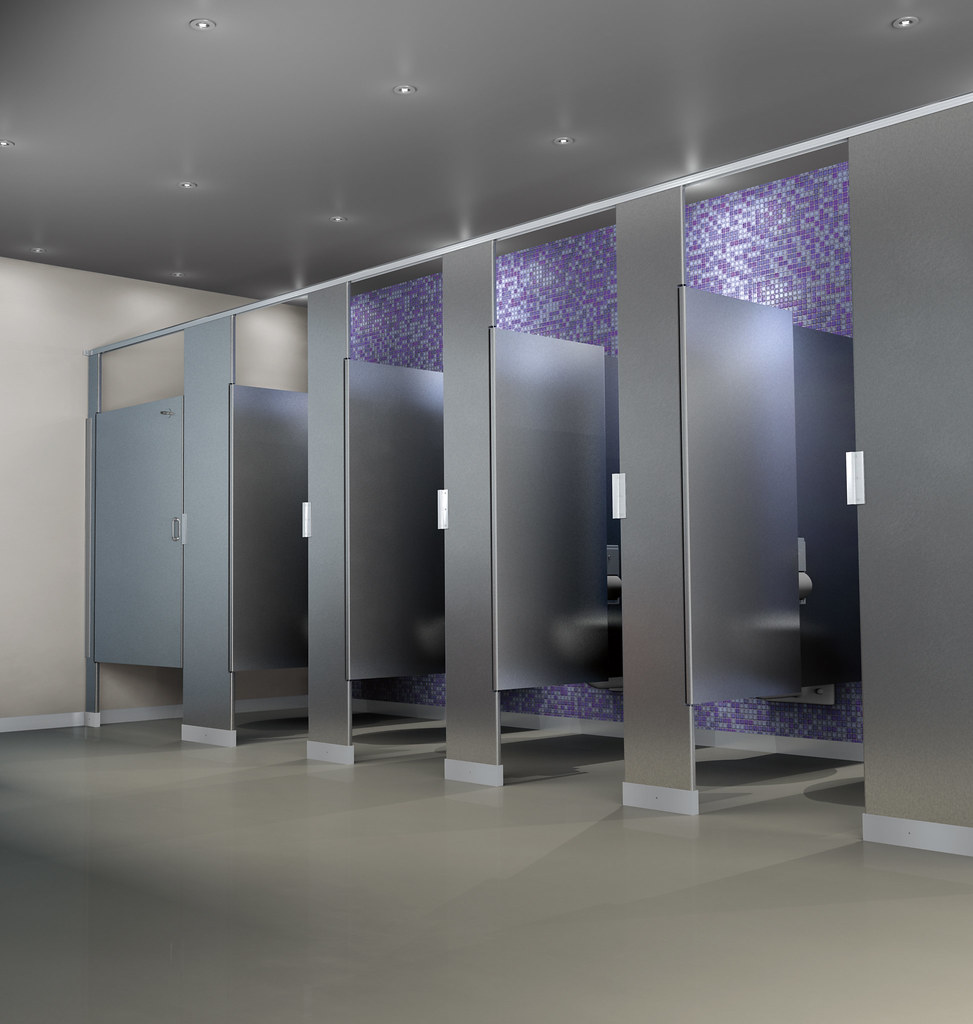 Stainless Steel Toliet Partition