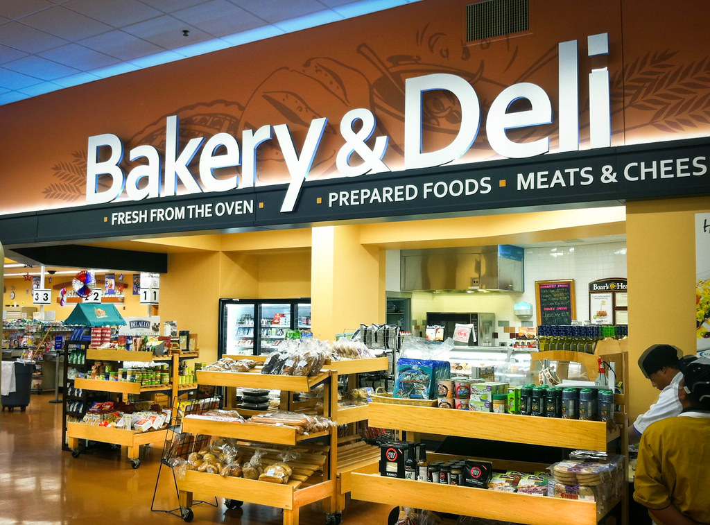 ... Interior Grocery Store | Supermarket Interior Upgrade | Grocery Store  Decor Design | Bakery U0026 Deli