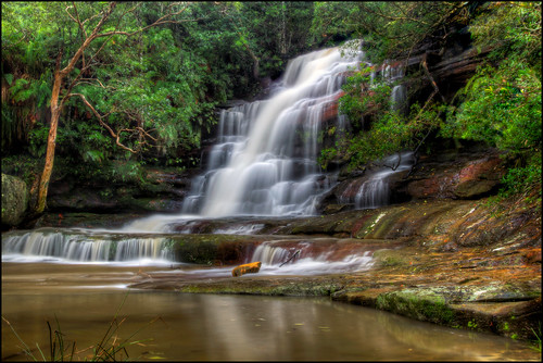 Somersby Falls HDR | by Stevpas68