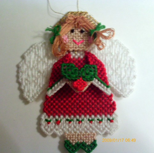 Holly The Christmas angel | by Julia chibatar