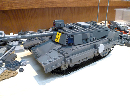 MBT WIP | by Carpet lego