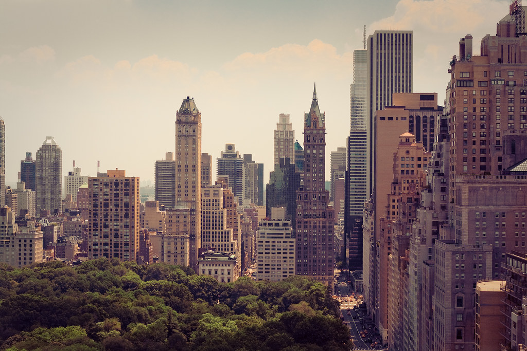 Central Park South This Is Central Park South Seen From