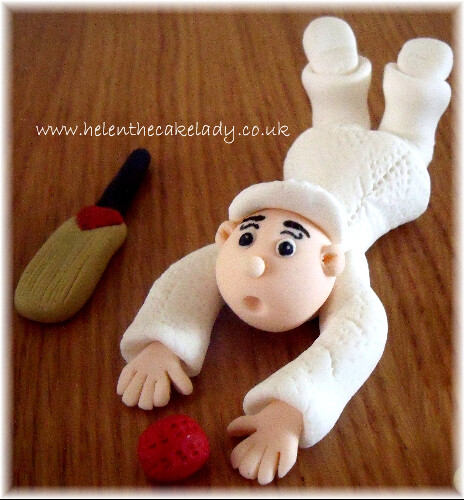 Cricket Cake Decorations