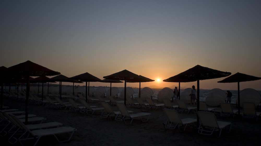 Psalidi sunset