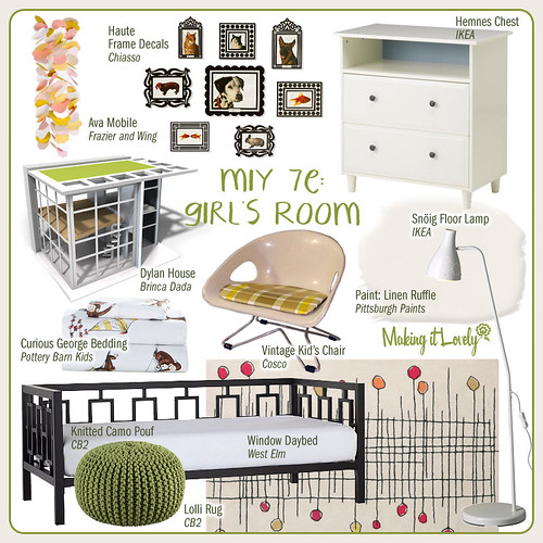 Making it Yours 7e: Girl's Bedroom | by Nicole Balch