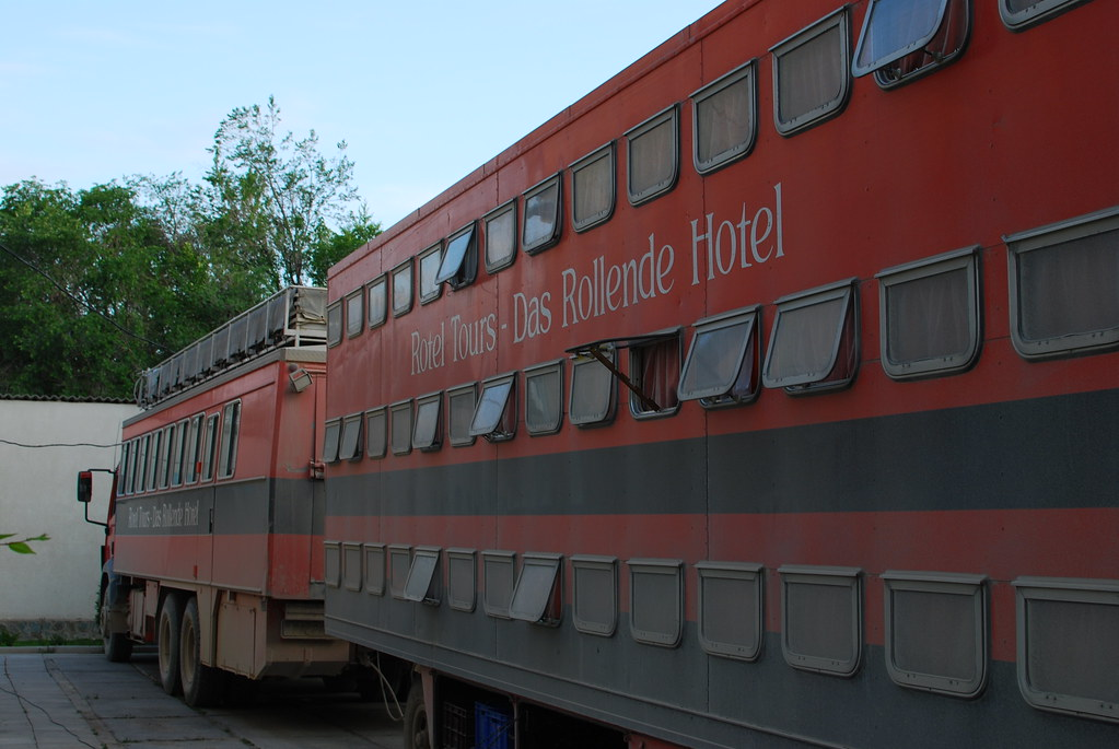 New To You >> Rotel Tours - Das Rollende Hotel | When one of these rolls i… | Flickr