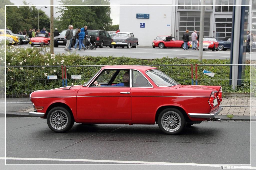 1960 1964 Bmw 700 Sport 01 Der Bmw 700 Basierte