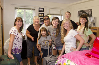 Move In Day 2011  - Nazareth College, Rochester, NY | by NazarethCollege