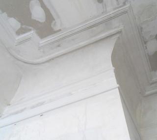 Moulure Plafond Platre moulure plafond et cimaises en plâtre traîné | ludovic da silva | flickr