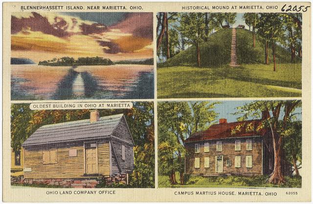 Blennerhassett Island Historical State Park Ripley Wv