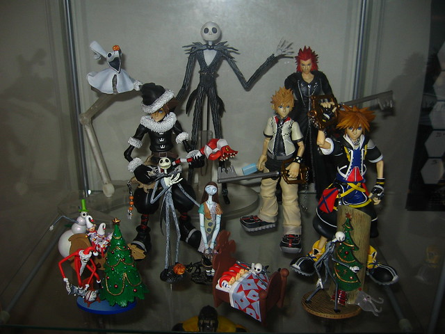 Kingdom Hearts and Nightmare Before Christmas | Flickr - Photo Sharing ...