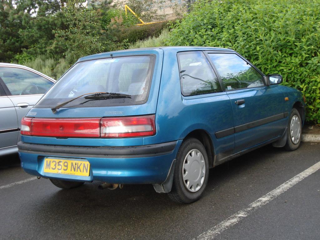 1994 mazda 323 alan gold flickr rh flickr com 1984 Mazda 323 1984 Mazda 323