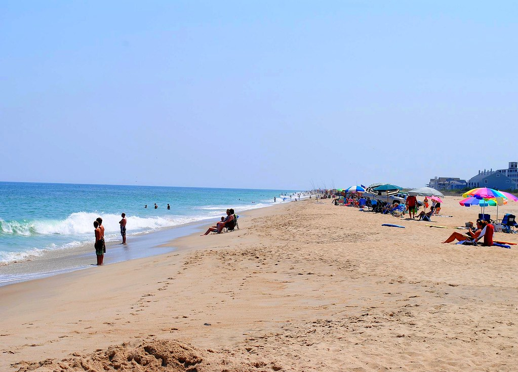 Delaware State Park Beach