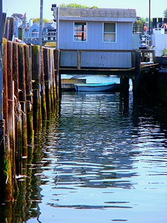 Hyannis Docks | by Maureclaire