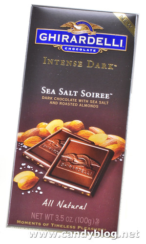 Ghirardelli Intense Dark Sea Salt Soiree | by cybele-
