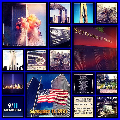 MEMORIALS TO 9 / 11   - PRAY FOR PEACE | by sylviebenice/account1/spring???