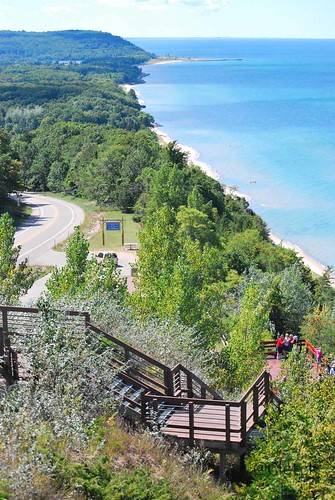 Arcadia Lookout, Michigan | by cletch