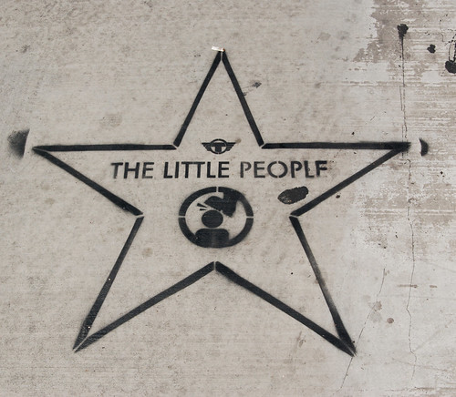 THE LITTLE PEOPLE | by TrustoCorp