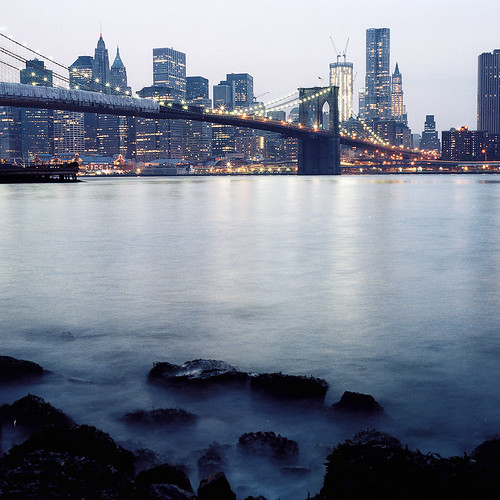 Brooklyn Bridge | by foldablechair