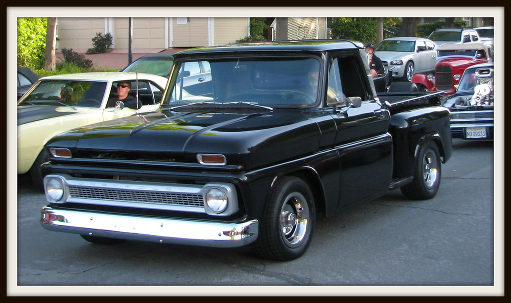 1964 Chevrolet C10 Stepside pickup '33760A1' 1 ...