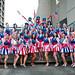 Dragon*Con 2011: Captain America USO Girls Costuming Gathering