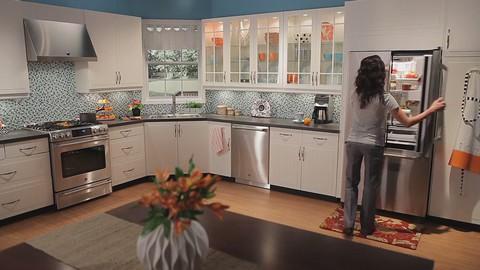 Ge Kitchen Suite Ge cafe appliances range refrigerator dishwasher micro flickr workwithnaturefo