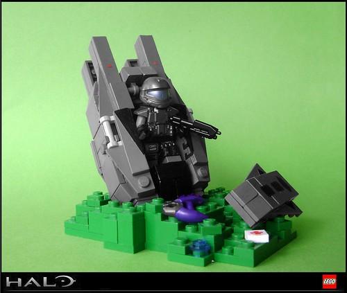 Lego Halo Flickr