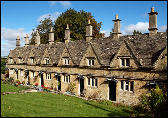 Almshouses, Chipping Norton