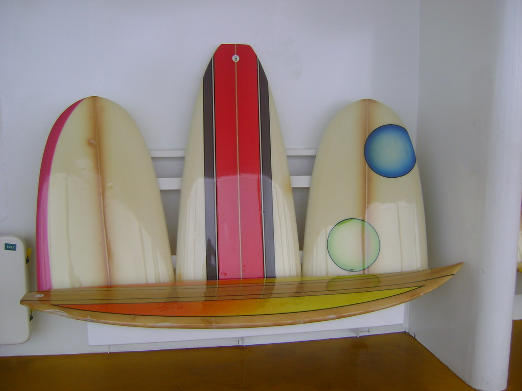 Surfboard Bench Onboard Sheri In Reho Flickr