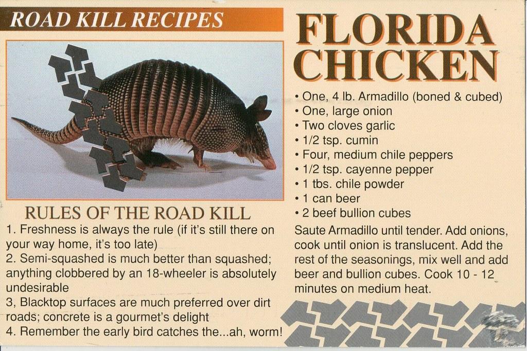 L Chicken Recipes Florida Chicken (Armad...