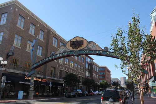 Historic Gas Lamp District | by sdenisehoyle