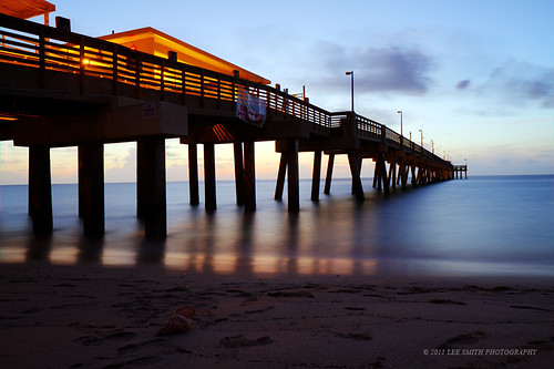 Sunrise at the Dania Pier | by smittysholdings