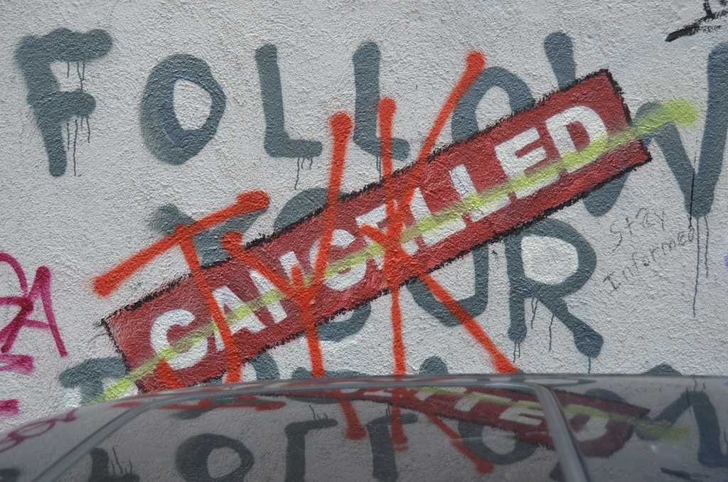 Banksy S Follow Your Dreams Cancelled As Of August 201