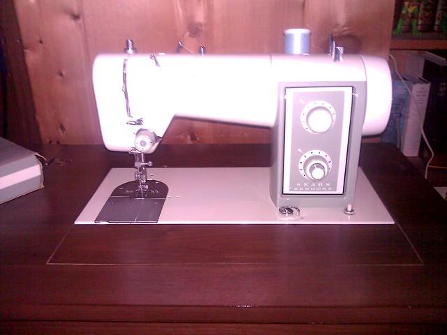 kenmore 16 sewing machine