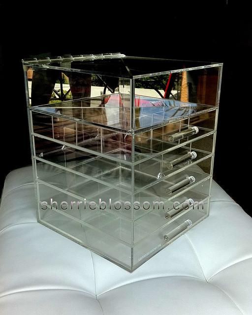 Acrylic  Tier Cake Stand