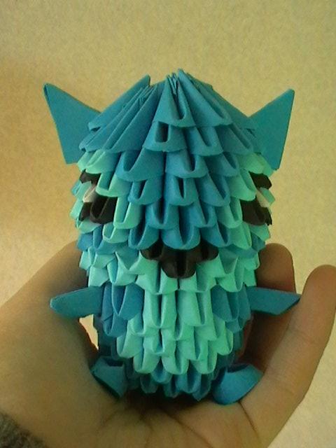 3D Origami Stitch