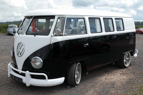 Volkswagen Type 2 Kombi Camper C1963 Dale Chappell