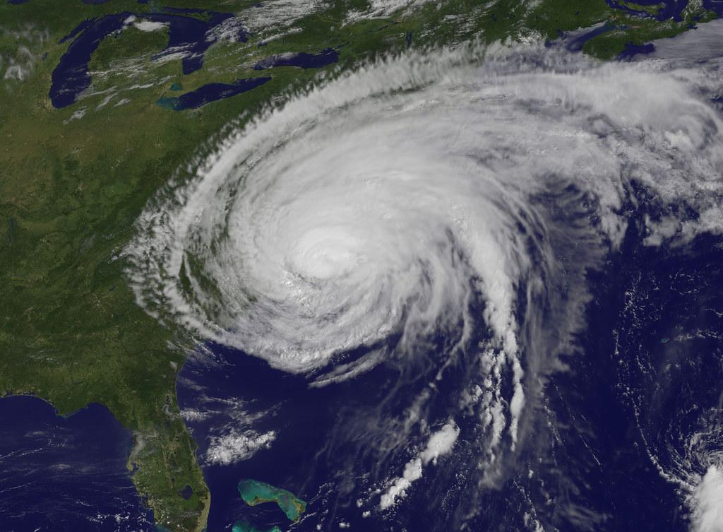 East Coast Hurricane