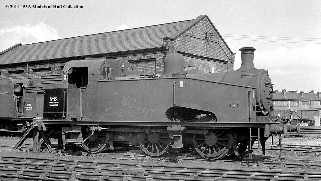 Loco Kit LNER Class J50