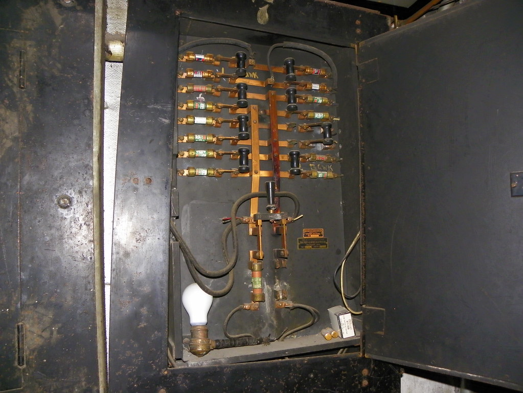 antique fuse box   16 wiring diagram images