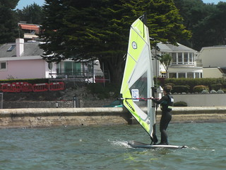Beginners Windsurfing Lessons - Aug 2011 | by Poole Windsurfing