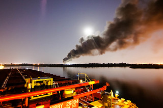 Fire at Martin Gas | by OnOne.jb