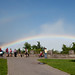 Rainbow from Queen Victoria Park, Niagara